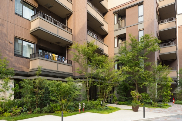 Low Rise Buildings Japan