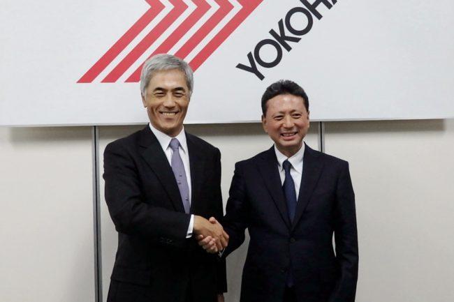 Yokohama Rubber Noji Yamaishi