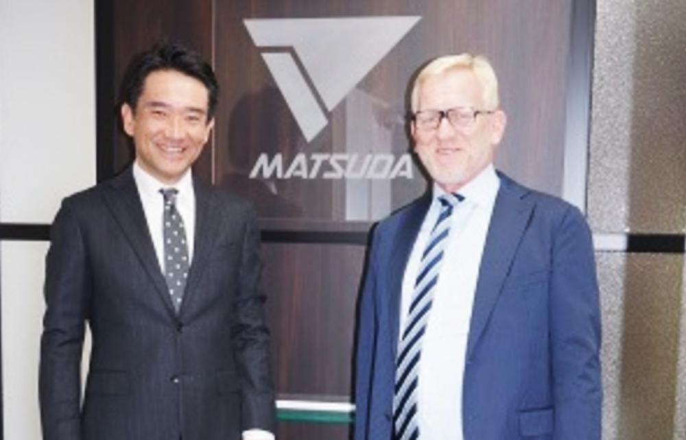Matsuda Seisakusho Teams up With Desma to Sell Injection