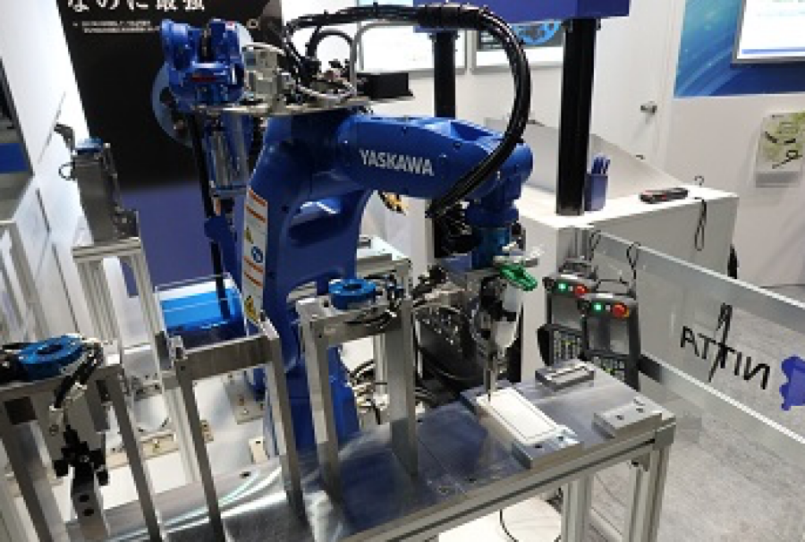 Strong Demand For Robotics-Related Rubber Products